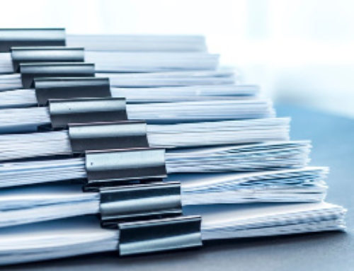 Supporting documents: onus to keep documents remains on the taxpayer
